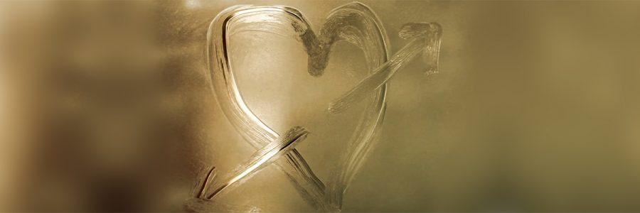 Slider Heart of Glass