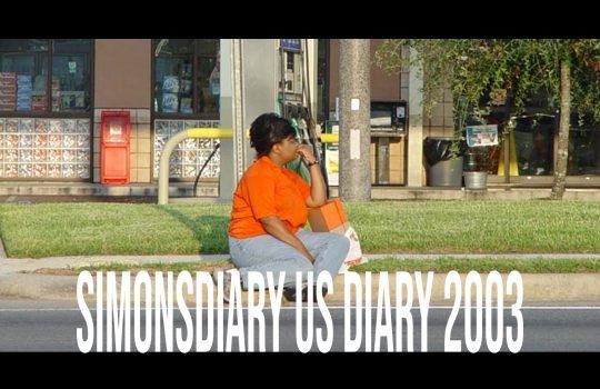 US Travel Diary 2003 Slideshow (Rebuilt 2021)